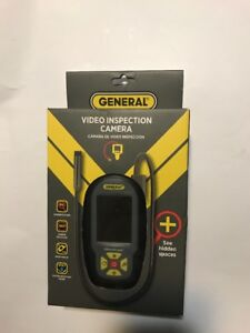 General Video Inspection Camera Home Plumbing Auto Inspection New In Box