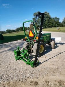 John Deere 6 5ft Sickle Bar Mower With All New Teeth Free Shipping