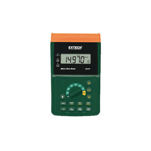 Extech Um200 High Resolution Micro ohm Meter W 6 Ranges
