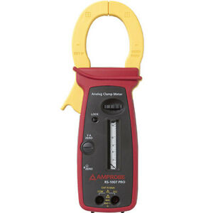 Amprobe Rs 1007 pro 1000a Analog Cat Iv Clamp Meter