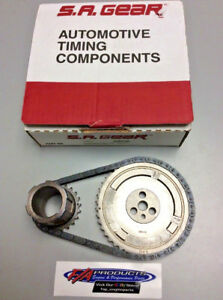 2006 Through 2010 Zo6 Chevy Corvette 7 0l Ls7 Engines Sa Gear 73177 Timing Set