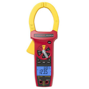 Amprobe Acdc 3400 Industrial True Rms Clamp Meter