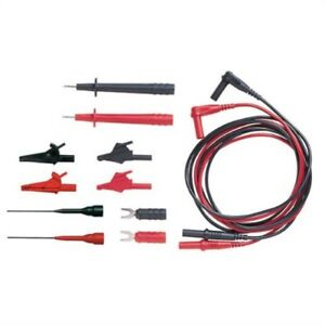 Pomona Electronics 5673 Electrical Dmm Test Lead Kit