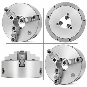 K11 300 12 3 Jaw Lathe Chuck Reversible Jaw Milling 2 piece Jaw Self centering
