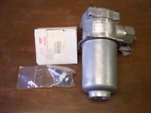 Hydraulic Filter Assembly Hydac New 360 Psi
