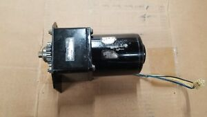 Brother Cnc Tapping Center Oriental Motor Reversible Motor E0508 4