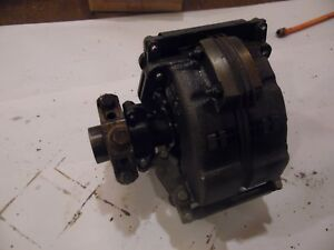 1964 Allis Chalmers D 15 Gas Farm Tractor Live Power Clutch
