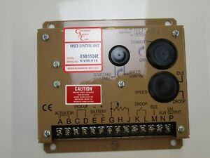 Esd5524e Engine Speed Control authentic Governors America Corp gac