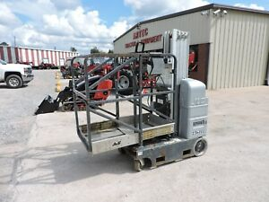2010 Jlg 15mvl Personnel Lift Genie 21 Working Height Good Condition