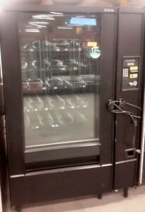 7 3 Automatic Products ap And 4 Rowe Vending Machines Snack Soda