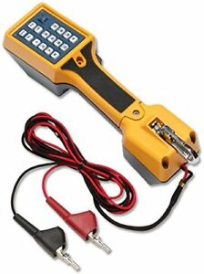 Fluke Networks 22800009 Ts22 Telephone Test Set With Angled Bed of nails Clips