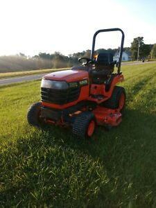 Clean Kubota Bx2200 4x4 Diesel Tractor Can Ship Cheap