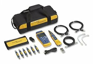 Fluke Networks Ciq kit Cableiq Network Cable Tester Kit With Tone Generator