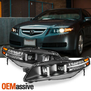 Acura Projector In Stock Ready To Ship WV Classic Car Parts And - Acura tl halo headlights
