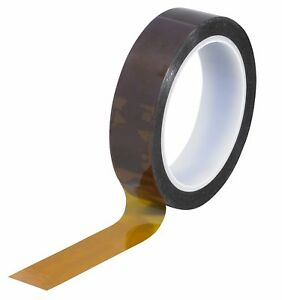 Kapton T967291 Silicone Adhesive Polymide Film Tape Roll 500 Degrees F Tempe