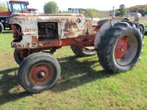 Case 350 Tractor