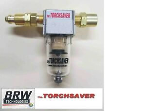 Torchsaver Welding Water Cooler Filter tig mig welder torch miller Coolmate 510