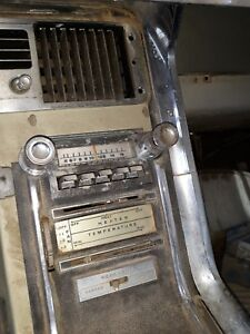 1964 65 66 Ford Thunderbird T bird Radio