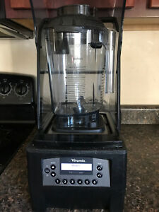 Vitamix 36019 quiet One on counter Vm0145 Commercial Blender W New Container