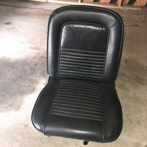 1964 1965 1966 1967 1968 Ford Mustang 67 66 Passenger Seat With Great Rail