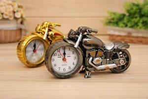 Clock Motorcycle Model Dashboard Clock Automotive Styling In Car Decoration Desk