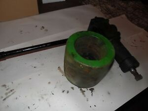 1951 John Deere Mt Farm Tractor Belt Pulley Assembly