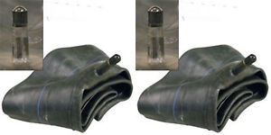 Set Of Two 6 00 16 600 16 Farm Tractor Tire Inner Tube Tr15 Implement 3 Rib Tire