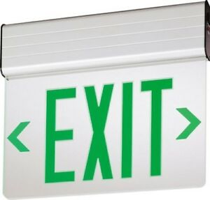 Lithonia Lighting Edg 2 Gmr El M6 Exit Sign