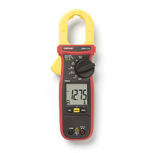 Amprobe Amp 210 600a Ac Trms Clamp Multimeter