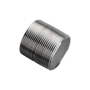 Merit Brass 4206 200 Stainless Steel 304 304l Pipe Fitting Nipple Schedule