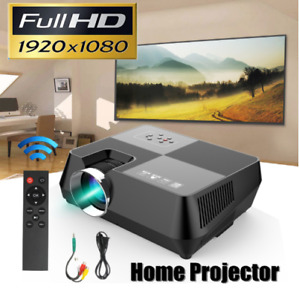 Gt s8 1500 Lumens 4 0 Lcd Multimedia Wired Projector 800 X 480 Resolution