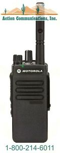 New Motorola Xpr 3300 Vhf 136 174 Mhz 5 Watt 16 Ch Non display Two Way Radio