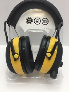 3m Digital Worktunes Radio Earmuffs