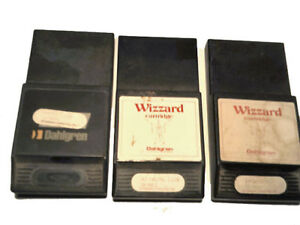 Dahlgren Wizzard Font Cartridges