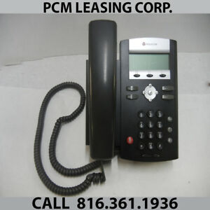 Polycom Soundpoint Ip 331 Business Telephone Complete Set 3 Lots Of 20