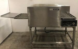 Lincoln Impinger 1132 Electric Convection Conveyor Pizza Oven Clean Ready To Go