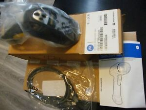 New In Box Zebra Motorola Symbol Ds3508 sr20005r 1d 2d Scanner And Usb Cable