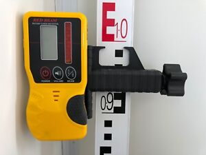 Laser Detector Receiver For Laser Level For Leica Topcon Same Day Dispatch