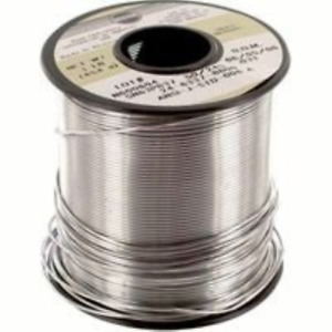 Kester 24 6337 8834 No clean Cored Wire Solder Roll 63 37 Alloy 0 02 Diameter