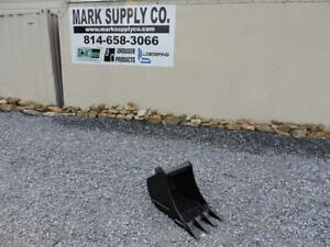 New Attachments Plus 16 Excavator Tooth Bucket Tag Cp Wain Roy Mini Excavator