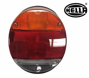 Volkswagen 1973 1979 Bug Thing Complete Hella Universal Tail Light Assembly