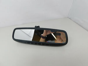 2011 2014 Toyota Sienna Interior Rear View Mirror Auto Dim Compass Homelink C309