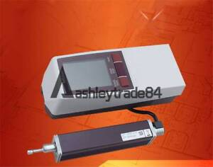 Mitutoyo Sj 210 Portable Surface Roughness Tester