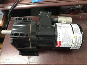 Dayton Model 4z523 Ac Gear Motor 139 Rpm 1 15hp 115 230v