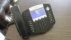 Polycom Soundpoint Ip Phone Ip550 Business Office Voip Telephone Ip 550