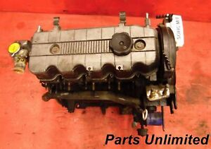90 91 Mitsubishi Eclipse Oem Engine Motor Long Block Sohc 4g37