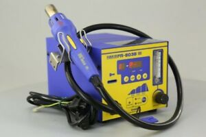 Used Hakko Fr 803b Smd Rework Station With Card
