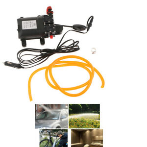 Electrical 12v Quick Car Wash High Pressure Washer Double Water Pump