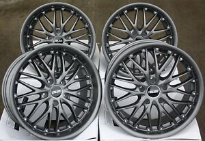 18 Alloy Wheels Cruize 190 Mgm Staggered 5x120 Et20 Deep Dish 18 Inch Alloys