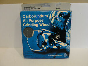 Niagara Brand All Purpose Grinding Wheel Medium Grit Ha32m